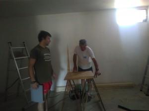 les chefs de chantiers !! :)